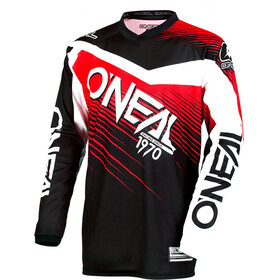 ONeal Element - Maillot manches longues Homme - Racewear rouge/noir